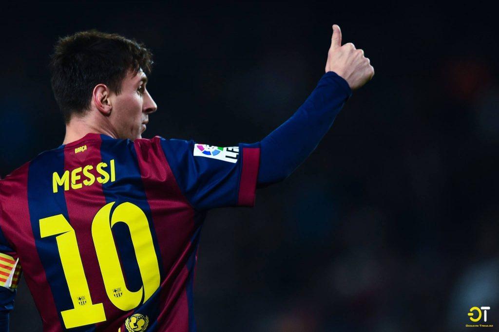 เมสซิ นักฟุตบอลยอดเยี่ยมแห่งปีของทวีปยุโรป