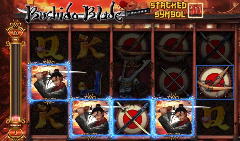 เกม BUSHIDO BLADE อีกหนึ่งเกมยอดฮิตของ พนันสล็อตออนไลน์ SBOBET