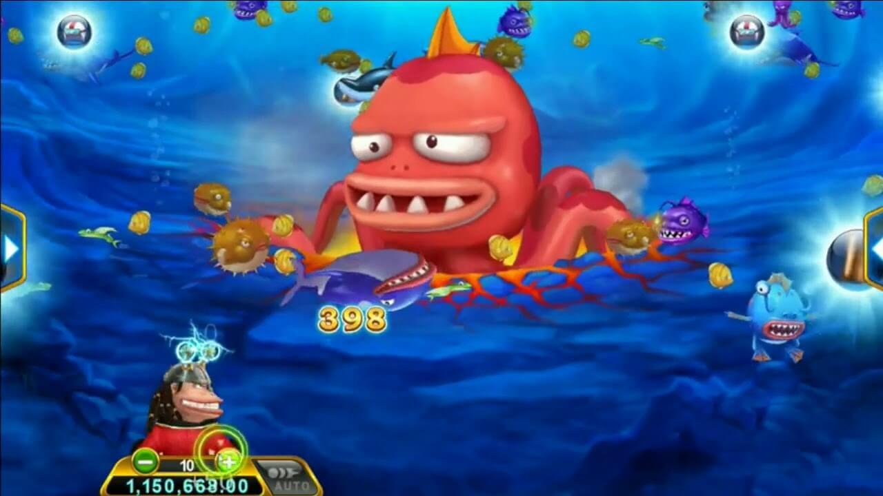 เดิมพันกัปตันมันนี่ เกมส์ยิงปลาออนไลน์อีกรูปแบบที่มาพร้อมรางวัลมากมาย