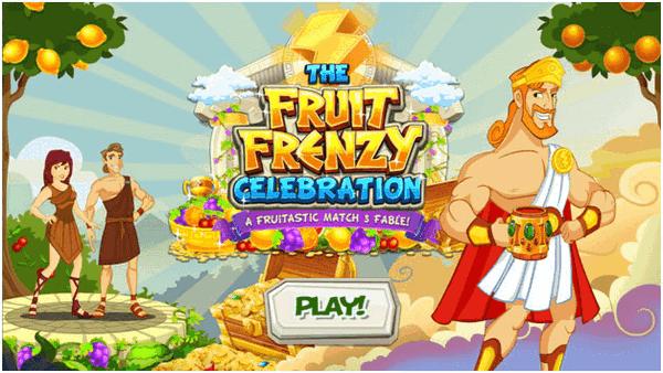 วิธีการเล่น Fruit Frenzy
