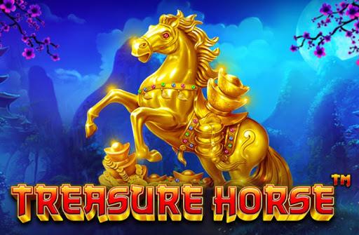 Treasure Horseสล็อตแนวเรียบง่าย