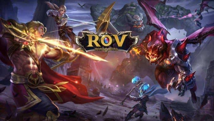 แนะนำการเดิมพันอีสปอร์ตเกม ROV