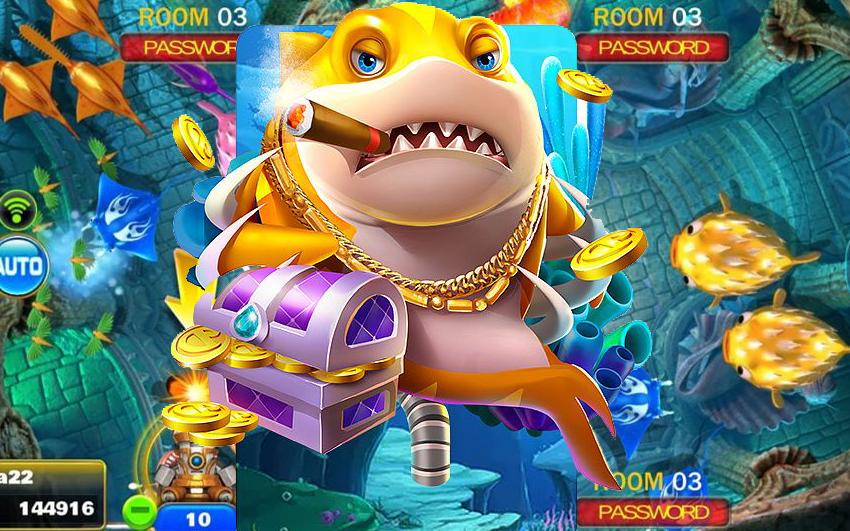 สูตรเกมส์ยิงปลา เล่นอย่างไรไห้ได้เงินจากเว็บพนันระดับประเทศอย่าง SBOBET